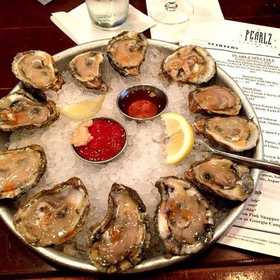pearlz oysters