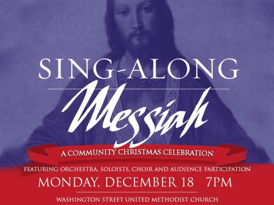 Sing-Along Messiah 2017
